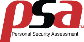 PSA - Personal Security Assessment Logo